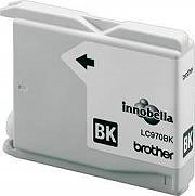 Brother Cartuccia Originale LC970BK Nera