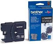 Brother LC980 BK Cartuccia Inkjet Originale Black per MFP