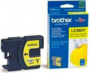 Brother LC980 Y Cartuccia originale Yellow per MFP