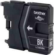 Brother LC985 BK Cartuccia Inkjet Originale Black Fax e MFP