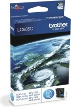 Brother LC985 C Cartuccia Inkjet Originale Ciano Fax e MFP