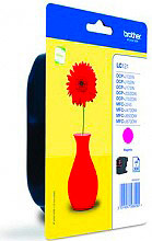 Brother Cartuccia Originale Inkjet Compatibile Brother Magenta - LC-121M