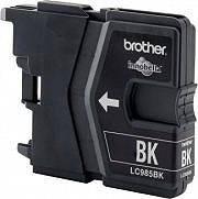 Brother Cartuccia Originale Inkjet Compatibile Brother Nero - LC-985BK