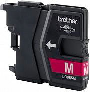 Brother LC-985M Cartuccia Originale Inkjet Compatibile Brother Magenta