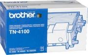 Brother TN4100 Toner Originale Laser colore Nero per modello HL-6050D - TN-4100