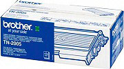 Brother TN-2005 Toner Originale Laser Nero