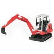 Bruder 02432 Mezzo cantiere Mini escavatore Schaeff