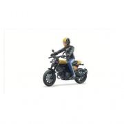 Bruder 63053 Modellino moto