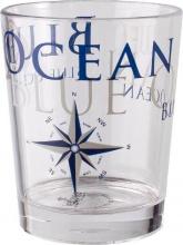 Brunner 0830185N.C8C Bicchiere Acqua 30 cl. Plastica SAN Blu