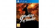 Buka 1033620 Videogioco Ent 9 Monkeys of Shaolin PlayStation 4 Picchiaduro 12+
