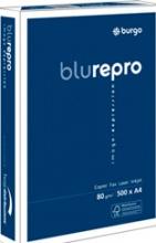 Burgo 8552 Risma Carta A3 Repro 80 Confezione 5 Risme Blu 80 gmq