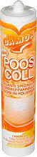 CAMON Poos Cool Colla Adesivo Polimerico Per Polistirolo Cartuccia 380 gr