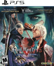 CAPCOM 1061387 Devil May Cry 5 PlayStation 5