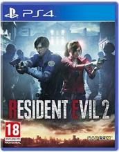 CAPCOM SP4R18 Resident Evil 2 Remake Survival Horror 18+ PS4