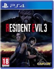 CAPCOM SP4R25 Videogioco Resident Evil 3 PlayStation 4 Horror 18+