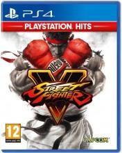 CAPCOM SP4S23 Videogioco: Street Fighter V PS4 Basic Inglese ITA PlayStation 4