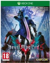 CAPCOM SX3D12 Devil May Cry 5 Azione 18+ Xbox One