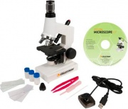 CELESTRON CM44320-DS Kit Microscopio biologico digitale con Webcam digitale
