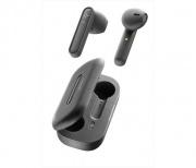 CELLULARLINE PLBTTWSCAPK Auricolari bluetooth Cuffiette Wireless custodia Nero