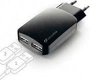 Cellular Line ACHUSBDUAL3ATAB Caricabatterie rete universale smartphone USB