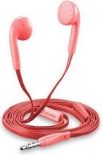 Cellular Line BUTTERFLYSMARTP Cuffie auricolari Stereo con Microfono Rosa