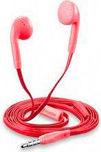 Cellular Line Cuffie auricolari Stereo con Microfono Rosa - BUTTERFLYSMARTP