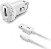 Cellular Line CBRUSBMFIIPH2AW Kit Caricabatterie auto Apple iPhone + Cavo USB