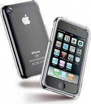 Cellular Line Custodia iPhone 4S Invisible Case IPhone 4G INVISIBLECIPHONE4
