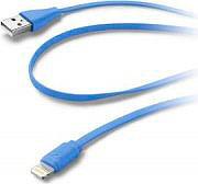 Cellular Line Cavo Dati USB 2.0 Lightning Blu USBDATACFLMFIIPH5B