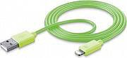 Cellular Line Cavo Dati USBLightning per Smartphone Tablet USBDATAMFISMARTG