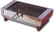 CF Parker CF B840 Griglia elettrica Barbecue elettrico da Tavolo 1900 Watt