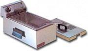 CF Parker F620 Friggitrice Elettrica Termostato 2 Lt 1600 W Silver  Inox