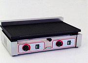 CF Parker PD 1020 RB Piastra Elettrica professionale Rigata 1800 W 50x32 cm