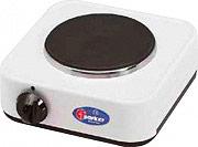 CF Parker 5318P Fornello Elettrico da tavolo una Piastra 1000 W Bianco