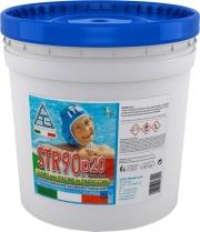 CHEMICAL STR90 P205 Pastiglie Cloro Piscine 5 Kg Cloro Piscine
