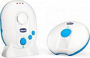 CHICCO 766100 Baby Monitor DECT Raggio 300 m 10 livelli volume Bianco  Blu