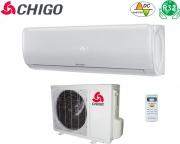 CHIGO CS-25V3G-1C173FA + CS-25V3G-Y4A Climatizzatore Inverter 9000 Btu Condizionatore A++A+ CS-25V3G-1C173AY4A