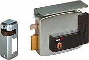 CISA 11721802 Serratura Elettrica Porta Cilindro Interno Entrata 80 mm Sx+3 Ch.