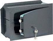 CISA 18A010210 Cassaforte a muro con chiave Spessore sportello 8mm 310x190x195mm