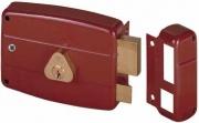 CISA 50171.60.2 Serratura Porta Legno da Applicare Cilindro interno E. 60 mm Sx