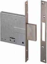 CISA 57010.70.0 Serratura Porta Legno da Infilare Zincata Entrata 70 mm 3 chiavi