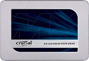 "CRUCIAL CT500MX500SSD1 Hard Disk SSD 500 Gb 2.5"" Serial ATA III Supporto Smart"
