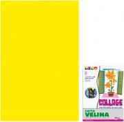 CWR 5311 Cartavelina Unicolore 24 fogli Giallo