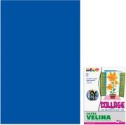 CWR 5317 Cartavelina Unicolore 24 fogli Blu