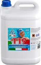 Cag Chemical T19 Antialghe per Piscine lt. 5 Pezzi 4