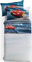 Caleffi HA1152 Completo Letto Singolo in Cotone Blue Cars 3