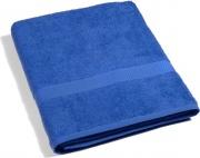 Caleffi MINORCA Asciugamano Doccia Spugna Telo Doccia Cotone 100x150 cm Blue