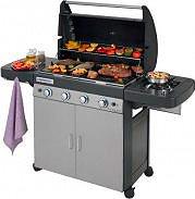Campingaz Barbecue Gas da Giardino Fornello laterale 4 Series Classic LS Plus