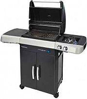 Campingaz Barbecue a Gas da Giardino Ruote GrigliaPiastra 2 Series RBS LXS BBQ