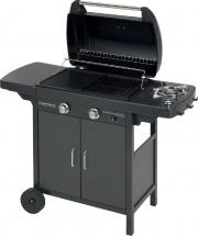 Campingaz 3000006591 Barbecue a Gas BBQ Giardino Coperchio Ruote 7.5 kW Classic EXS Vario